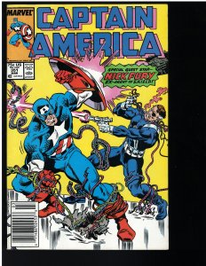 Captain America #351 (Marvel, 1989)