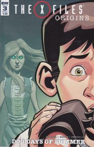 X-Files, The: Origins—Dog Days of Summer #3A VF; IDW | save on shipping - detail