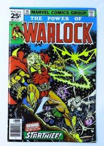 Warlock (1972 series) #14, VF+ (Actual scan)