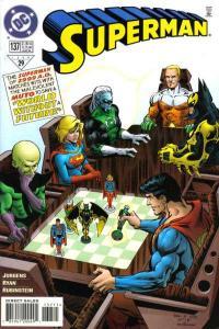 Superman (1987 series) #137, NM- (Stock photo)