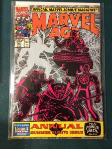 Marvel Age #101