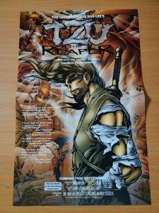 "17""x11"" TZU The Reaper #1 Promo Poster NO PIN HOLES NEW"