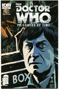 DOCTOR WHO Prisoners of Time #2, NM, 2013, IDW, more DW in store
