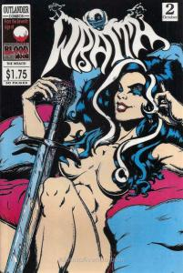 Wraith, The #2 VF; Outlander | save on shipping - details inside