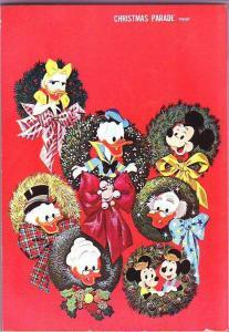 Walt Disney's Christmas Parade #1 (Jan-62) FN+ Mid-Grade Scrooge McDuck, Dona...