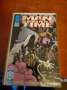 Man Against Time #1 (1996)