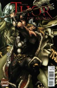 Thor: For Asgard #2 VF/NM; Marvel | save on shipping - details inside