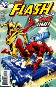 Flash (2nd Series) #224 VF/NM; DC   save on shipping - details inside