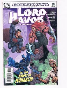 Countdown Presents Lord Havok And The Extremists # 3 Of 6 NM DC Comic Book S80