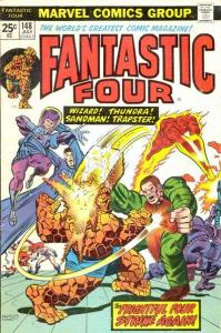 Fantastic Four (1961 series) #148, VF+ (Stock photo)