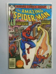 Amazing Spider-Man #167 Direct edition 4.0 VG (1977 1st Series)
