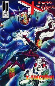 X-Farce vs. X-Cons: X-Tinction #1 VG; Parody   low grade comic - save on shippin