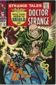 Strange Tales #157
