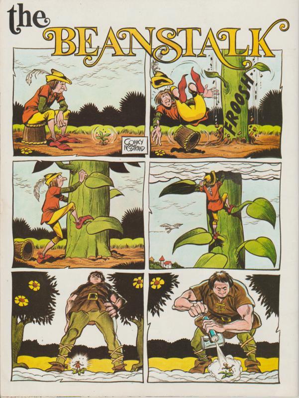 CRACKED #167 - HUMOR COMIC MAGAZINE