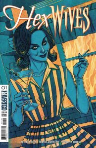 Hex Wives #1A VF/NM; DC   save on shipping - details inside