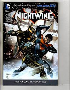 NIGHT OF THE OWLS Nightwing Vol # 2 DC Comics Graphic Novel TPB Comic Book J297
