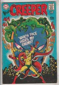Creeper, Beware The #4 (Jul-68) VF High-Grade Creeper
