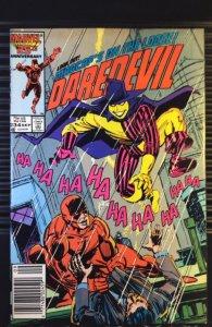 Daredevil #234 (1986) Newsstand Edition