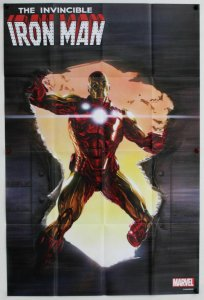 The Invincible Iron Man #600 2018 Folded Promo Poster [P51] (36 x 24) - New!