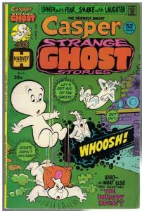 CASPER STRANGE GHOST STORIES 6 VG-F Oct. 1975