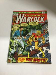 Warlock 6 The Power Of Fn Fine 6.0 Marvel