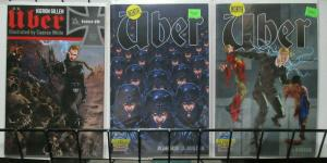 Uber (Avatar Press 2013) #0, 1 Kieron Gillen + Caanan White Midtown Covers
