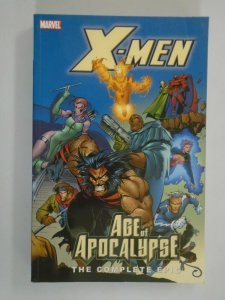 X-Men Age of Apocalypse TPB The Complete Epic #2 6.0 FN (2005 1st Print)