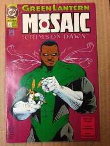 Green Lantern Mosaic #3