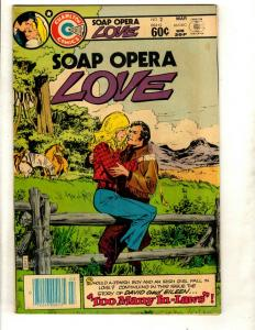 Soap Opera Love # 2 FN Charlton Comic Book Romance Teenage In Laws WS9