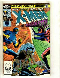 Uncanny X-Men # 150 VF/NM Marvel Comic Book Angel Beast Wolverine Cyclops HY1