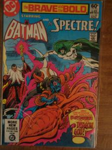 DC Comics The Brave and the Bold #180 Batman and The Spectre VF+