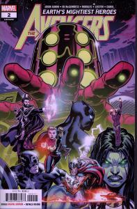 Avengers  #2 - NM - 2018 (8th Series)