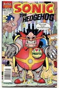 Sonic The Hedgehog #15 1994-archie Comics-sega