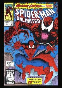 Spider-Man Unlimited #1 NM 9.4