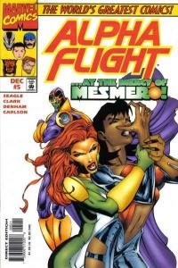 Alpha Flight (1997 series) #5, NM (Stock photo)