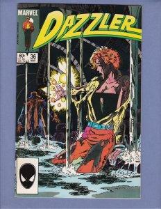 Dazzler #36 VF/NM Marvel 1985