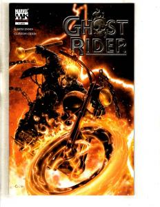 Ghost Rider Complete Marvel Comics Limited Series # 1 2 3 4 5 6 JC8