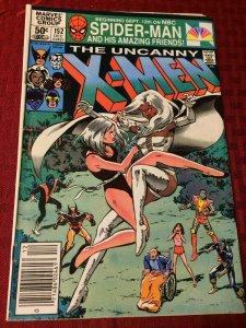 Uncanny X-Men #152 Marvel Comics (1981) FN The Hellfire Gambit