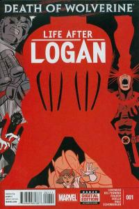 Death of Wolverine: Life after Logan #1, NM + (Stock photo)