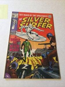 Silver Surfer 10 Vg Very Good 4.0 Marvel Comics