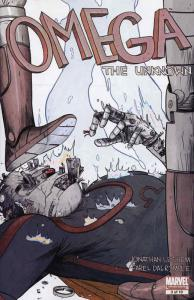 Omega: The Unknown (2nd Series) #3 VF/NM; Marvel | save on shipping - details in