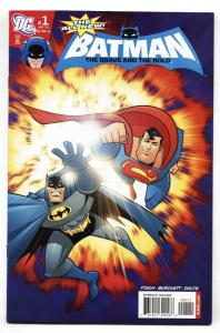 All New Batman: Brave and the Bold #1 VF/NM-2011-Superman-Comic Book