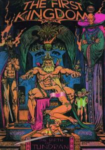 First Kingdom, The #4 VG; Comics and Comix | low grade comic - save on shipping