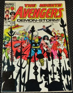 The Avengers #249 (1984)