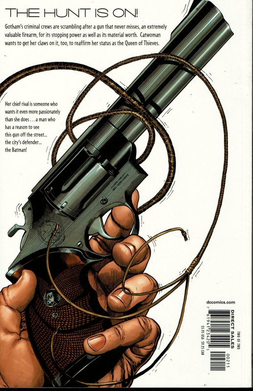 Batman and Catwoman: Trail of the Gun #2- NM