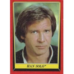1983 Topps RETURN OF THE JEDI - HAN SOLO #4