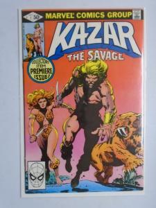 Ka-Zar the Savage #1, 7.0 (1981)