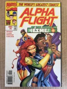 Alpha Flight #5 (1997)