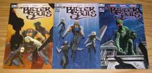Of Bitter Souls #1-3 VF- complete series - supernatural hunters in new orleans