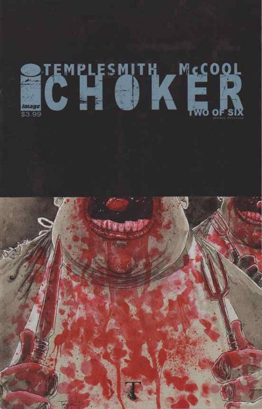 Choker #2 (2nd) VF/NM; Image | save on shipping - details inside